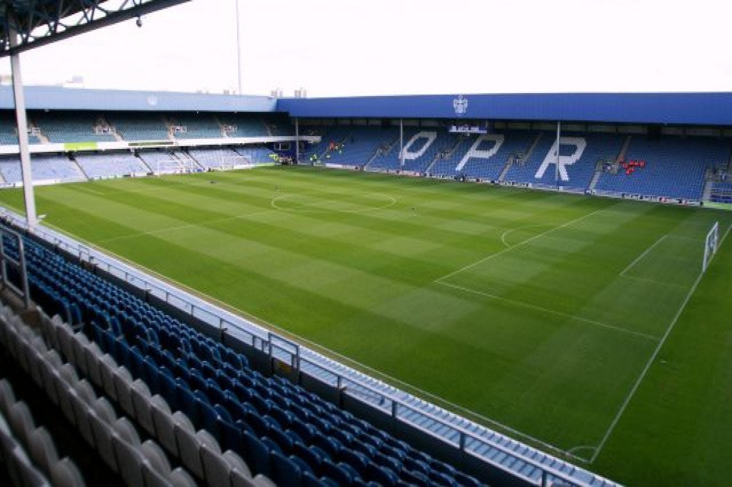 Loftus Road Stadium 11 a side | Grass football pitch