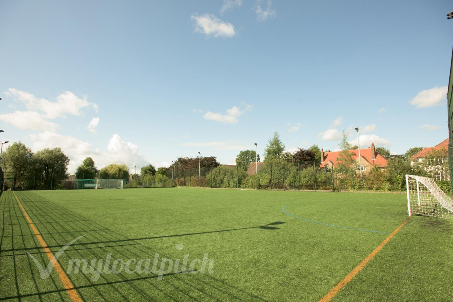 Furzedown Recreation Centre 7 a side | 3G Astroturf football pitch