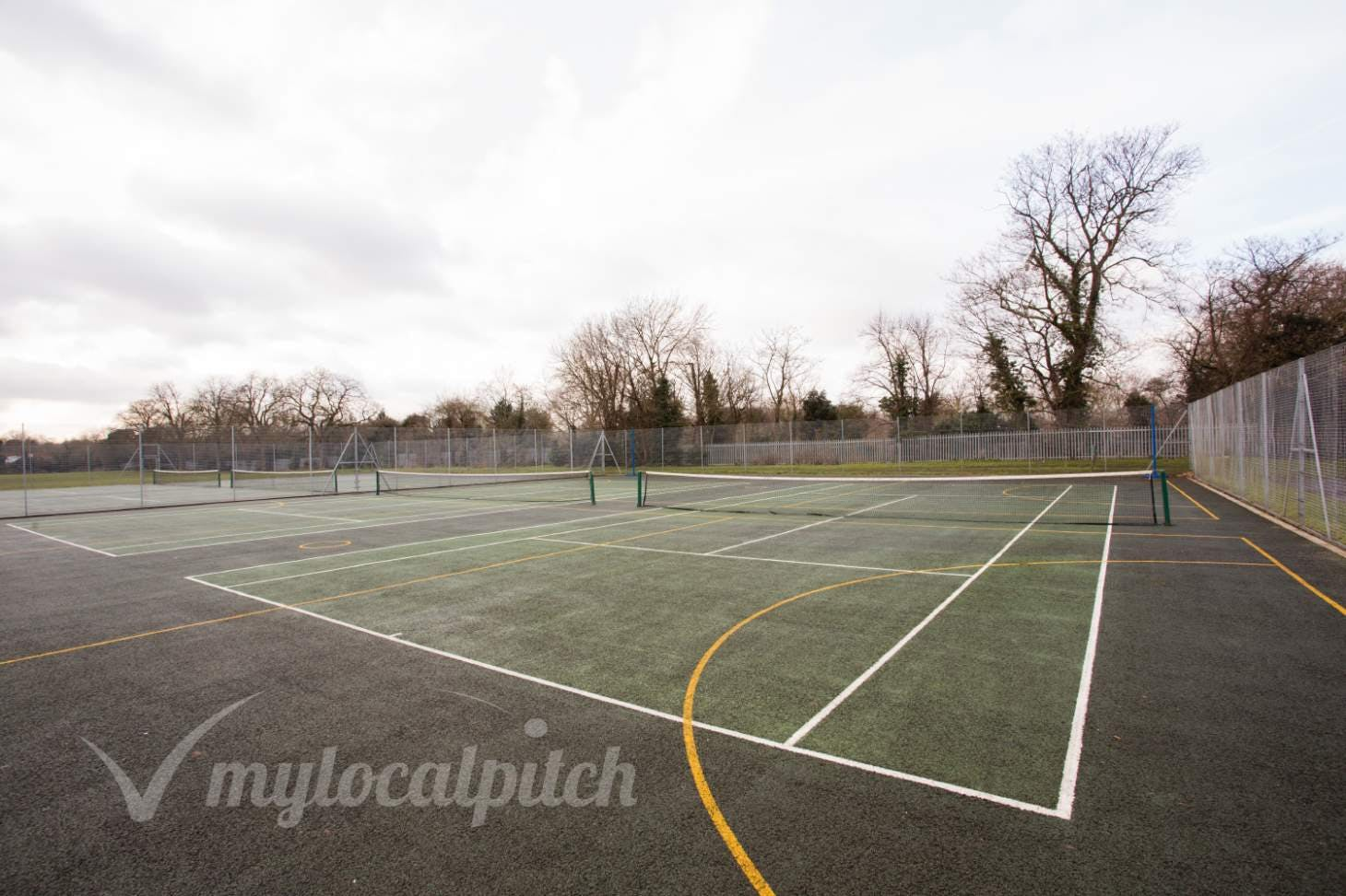 King George's Field Outdoor | Hard (macadam) tennis court