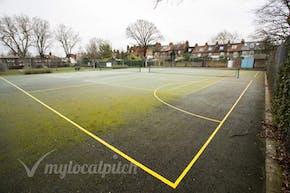 Westerley Ware | Hard (macadam) Tennis Court