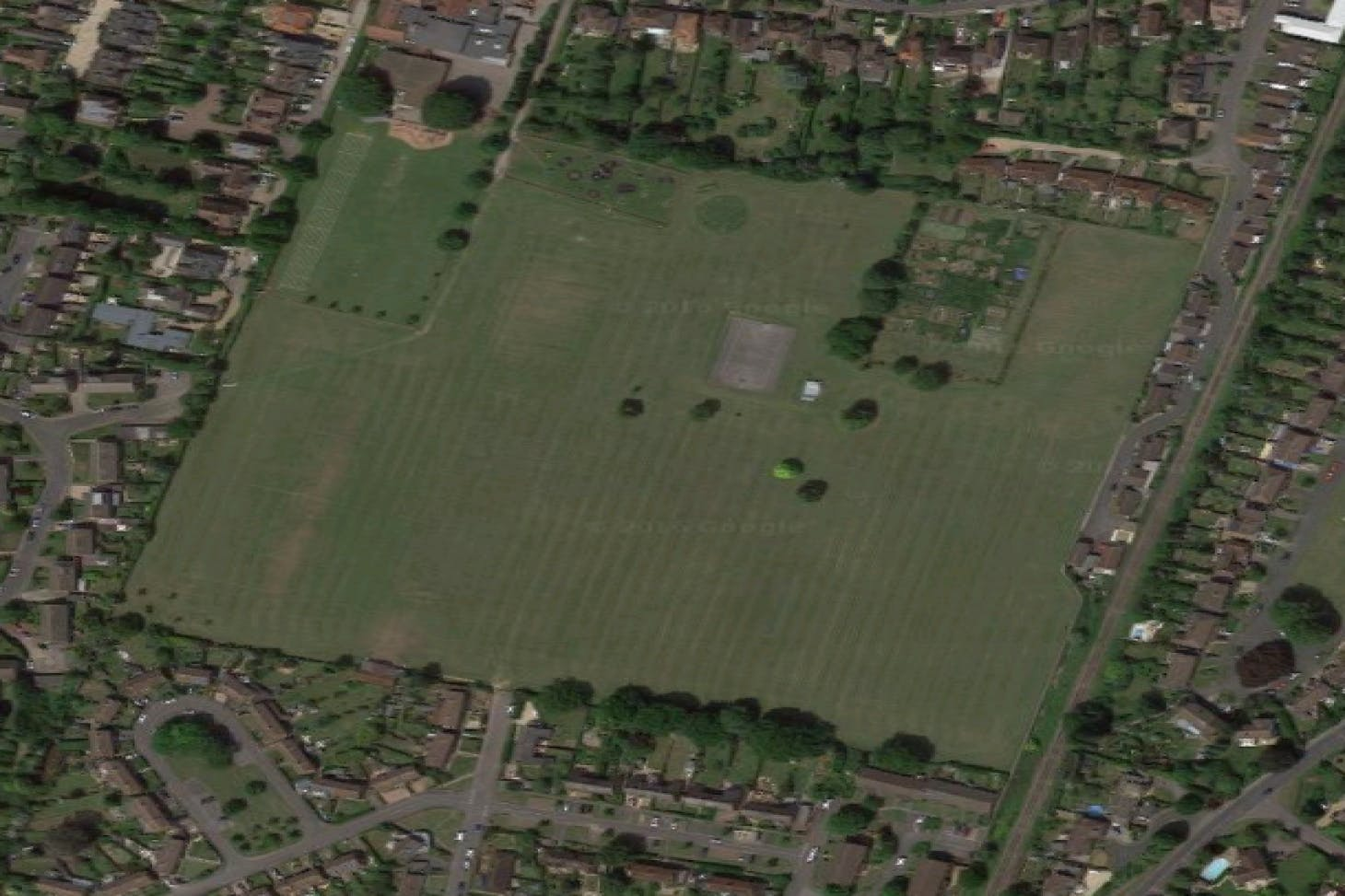 Alfred Major Recreation Ground 11 a side | Grass football pitch