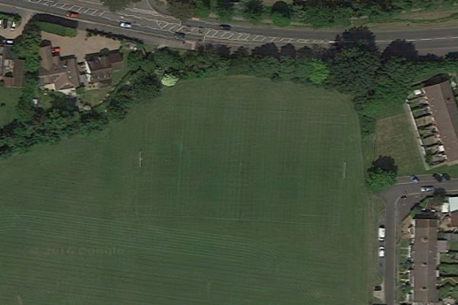 Altwood Church of England School 11 a side | Grass football pitch