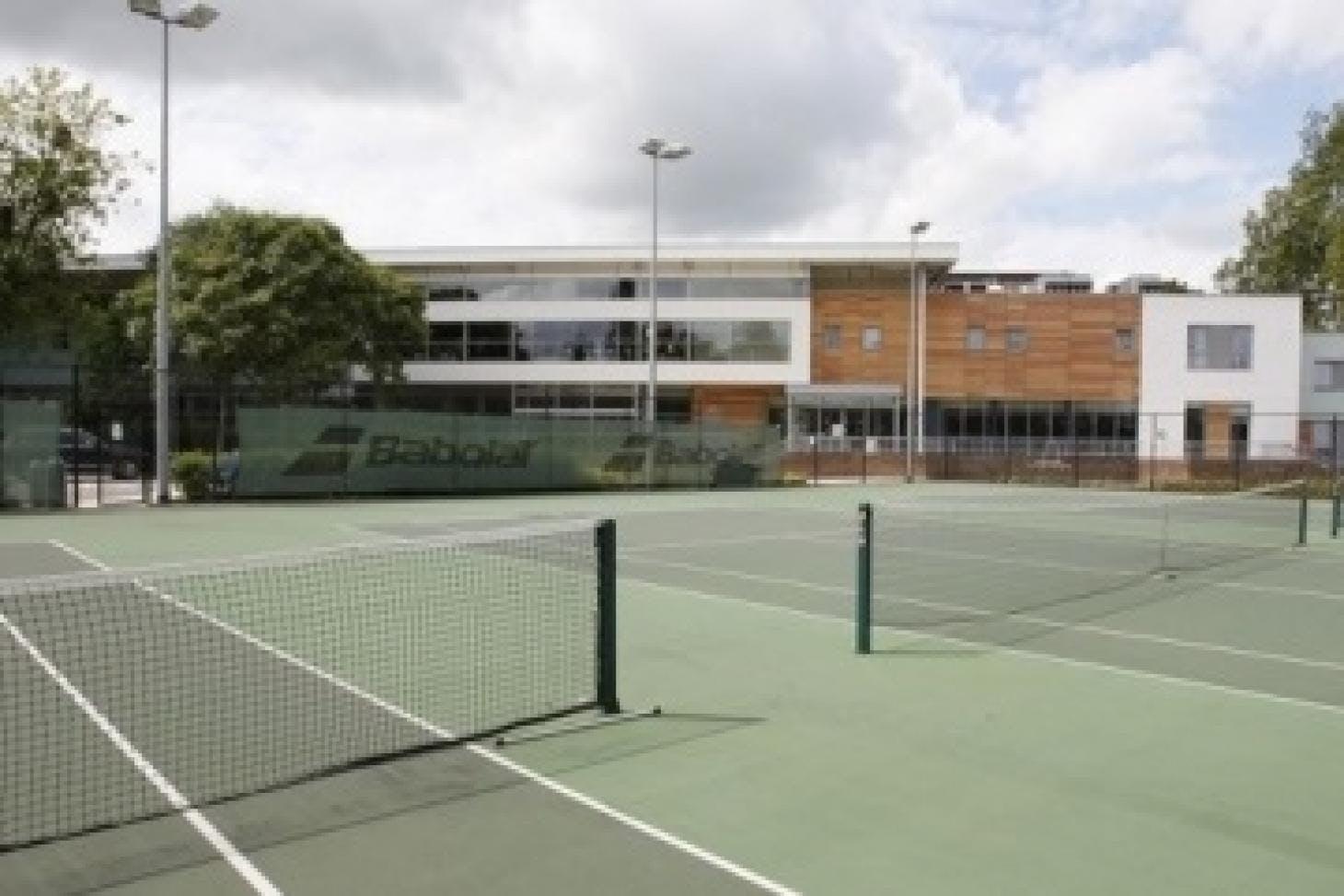 Bisham Abbey National Sports Centre Outdoor   Hard (macadam) tennis court