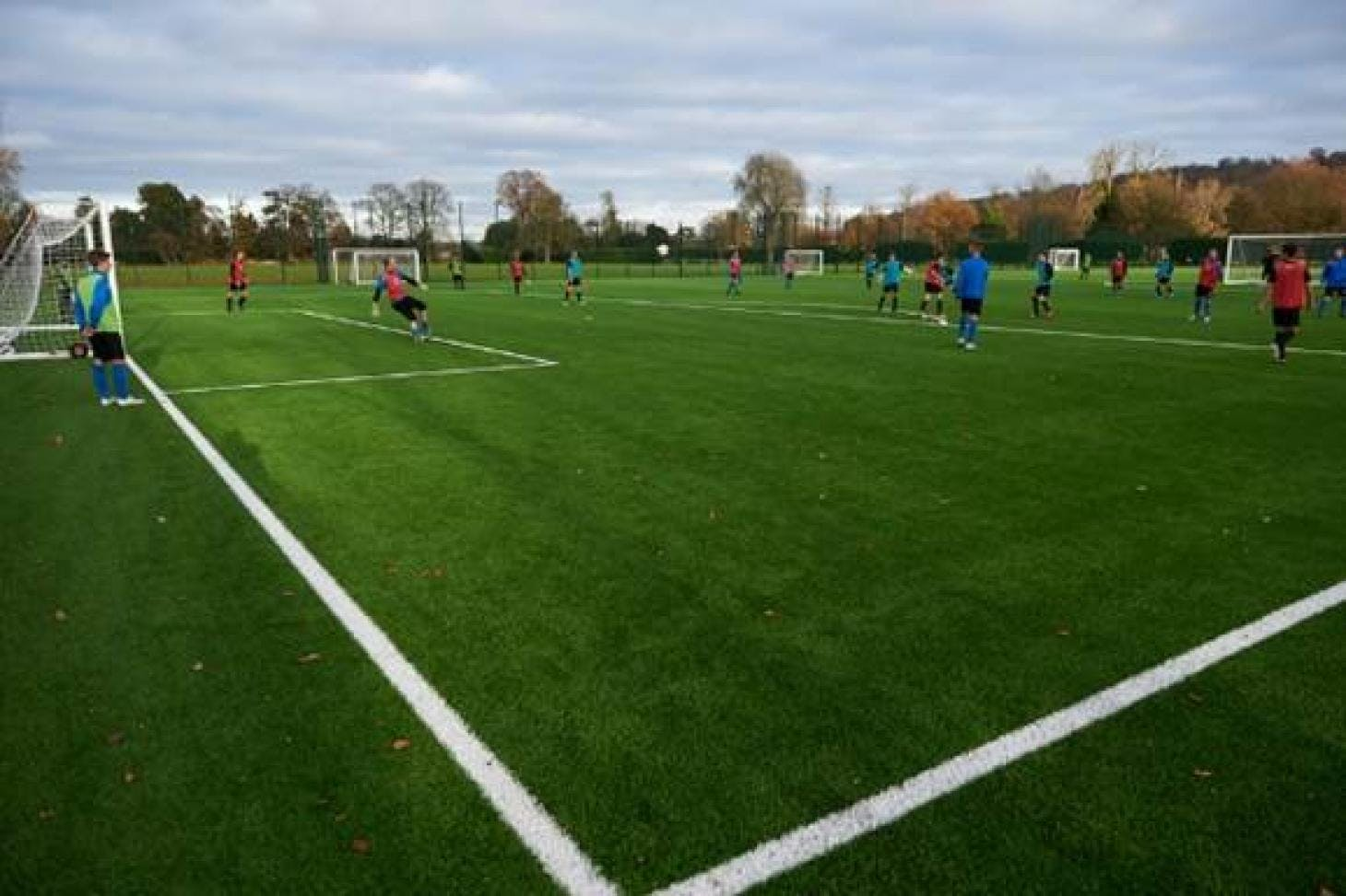 Bisham Abbey National Sports Centre 11 a side | 3G Astroturf football pitch