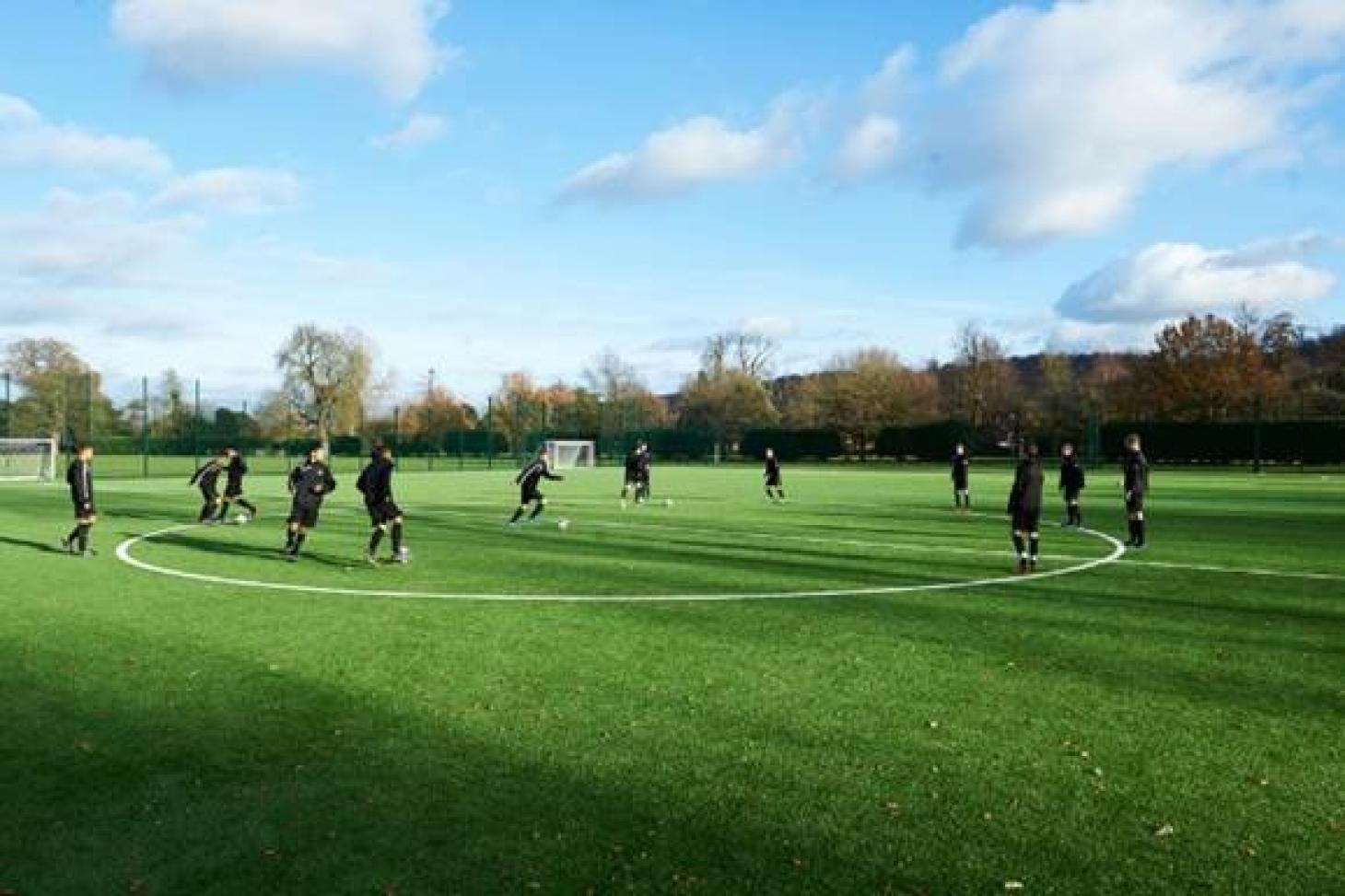 Bisham Abbey National Sports Centre 11 a side | Grass football pitch