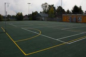 Ark John Keats Academy | Hard (macadam) Netball Court