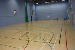 Ark John Keats Academy | Indoor Netball Court