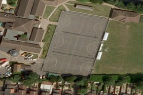 Dallow Primary School | Concrete Football Pitch