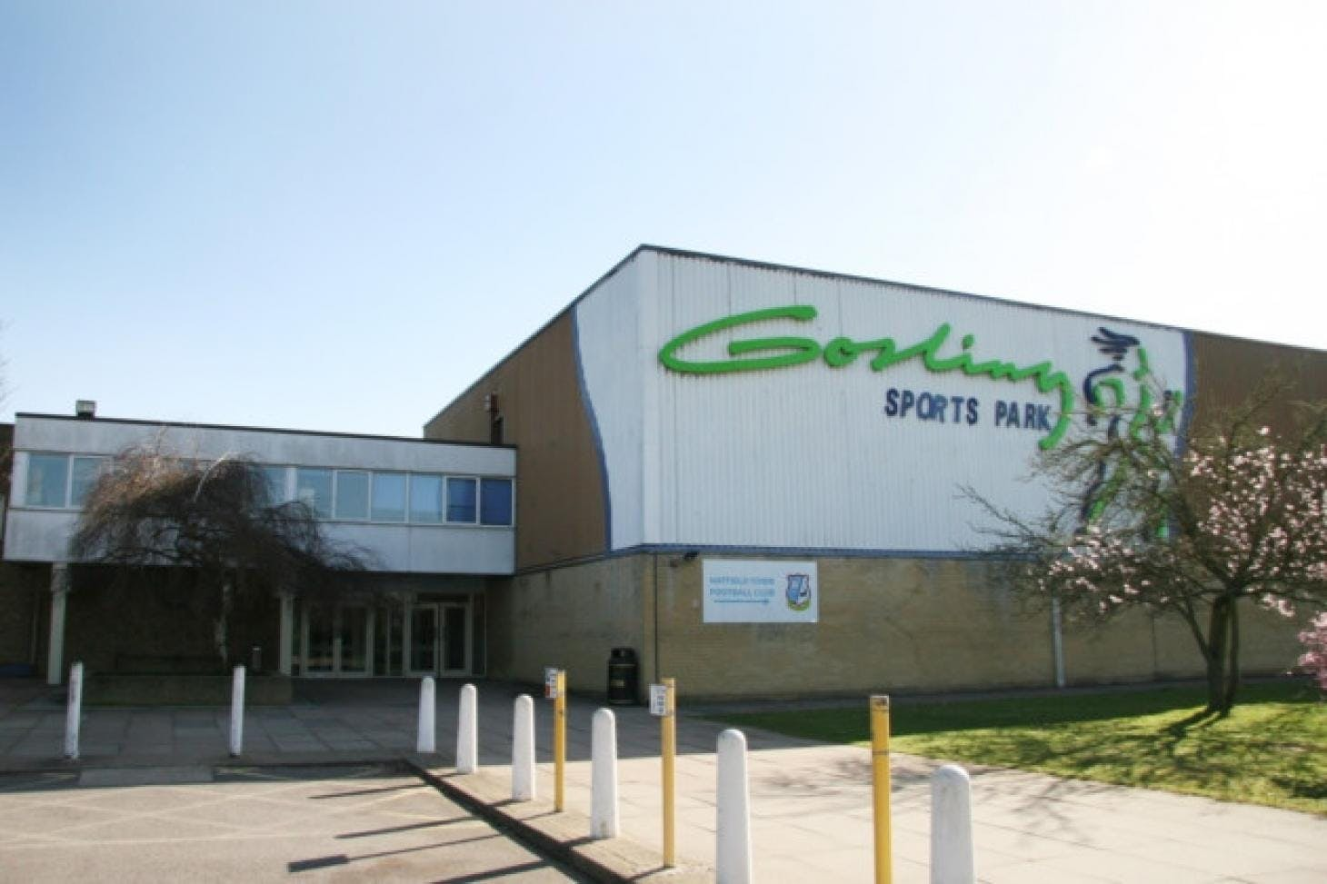 Gosling Sports Park Indoor gym