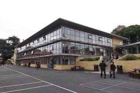 St Columba's College St Albans | Indoor Netball Court