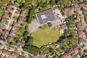 Skyswood Primary School | Grass Football Pitch