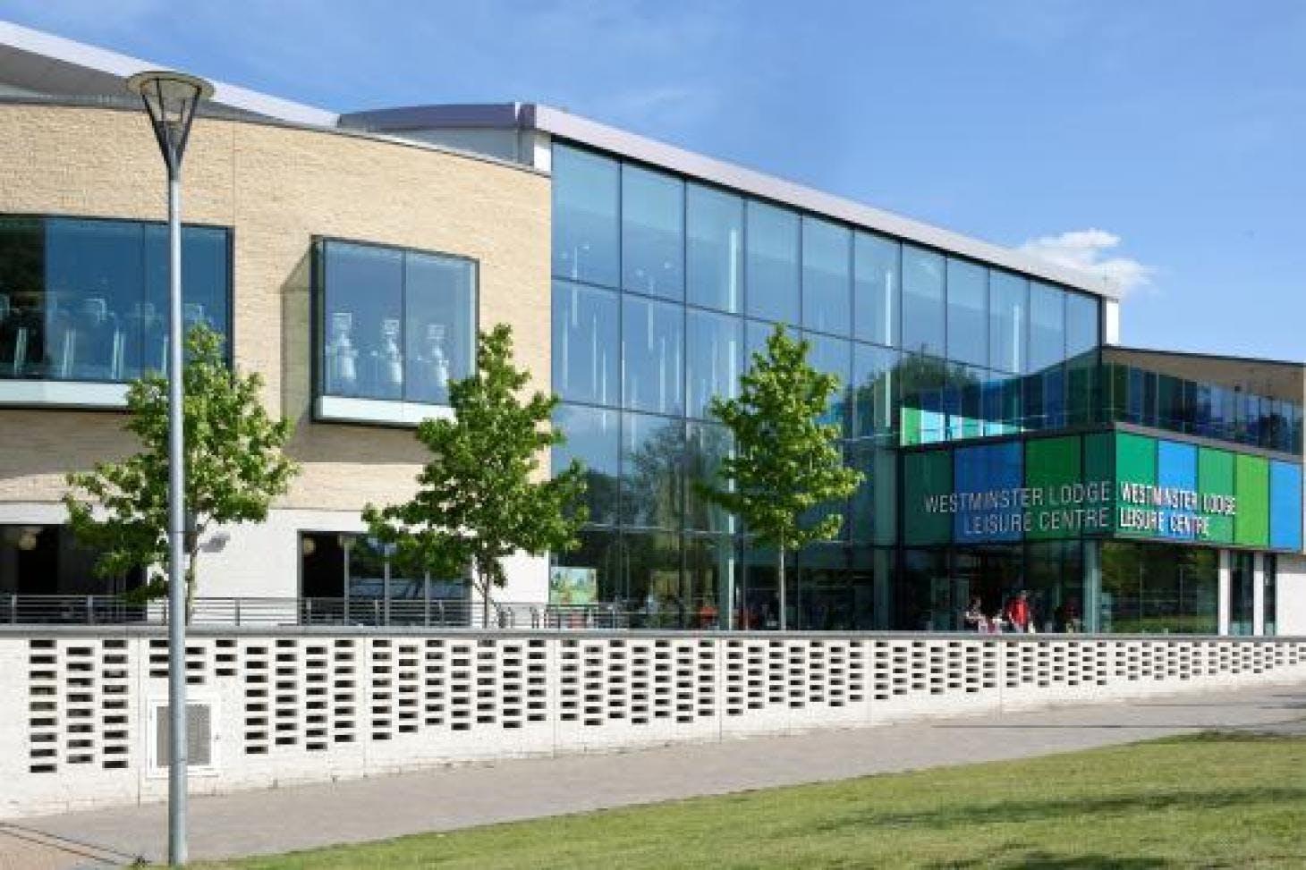 Westminster Lodge Leisure Centre Indoor | Hard badminton court