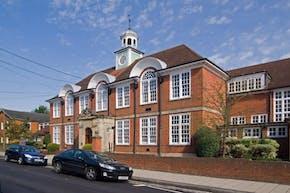St Albans High School for Girls | Hard (macadam) Netball Court
