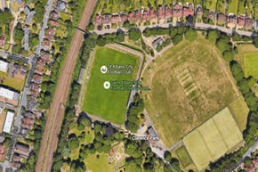Clarence Park | Grass Football Pitch