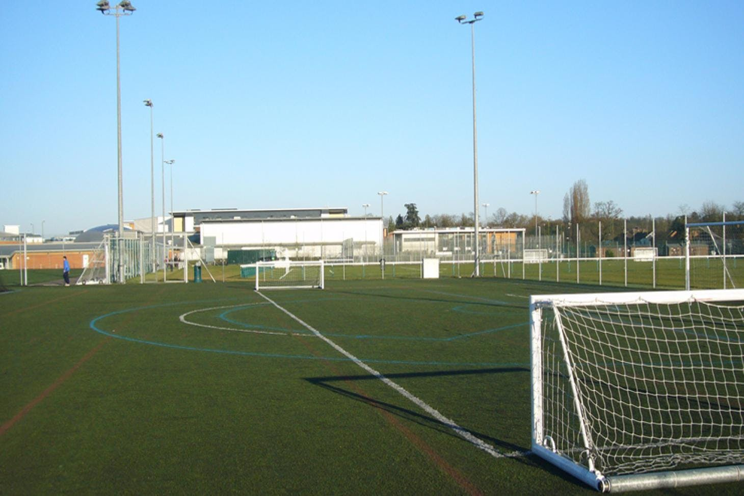 Hertfordshire Sports Village 5 a side | Astroturf football pitch