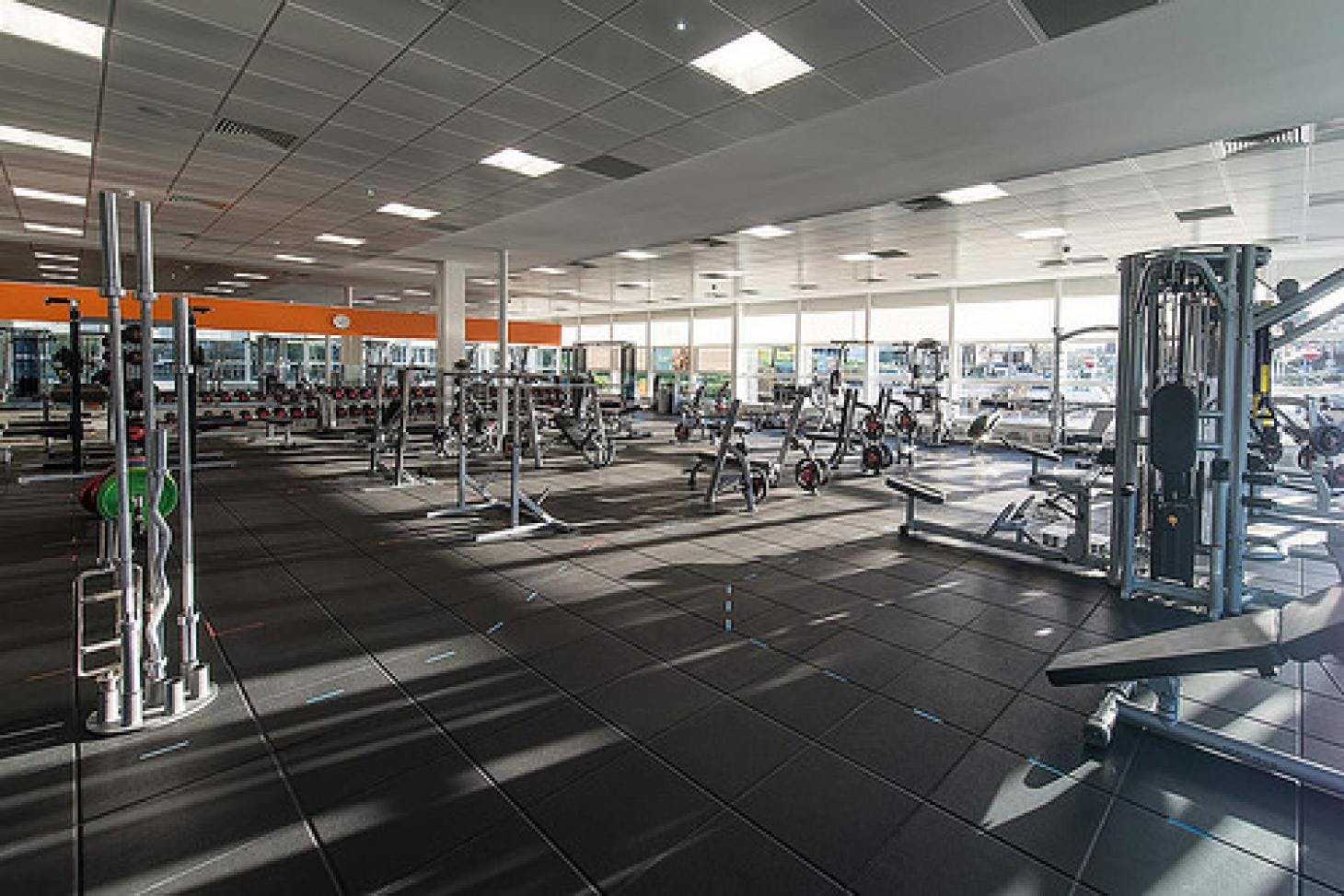 Hertfordshire Sports Village Gym gym