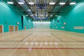 Sandringham School | Indoor Football Pitch