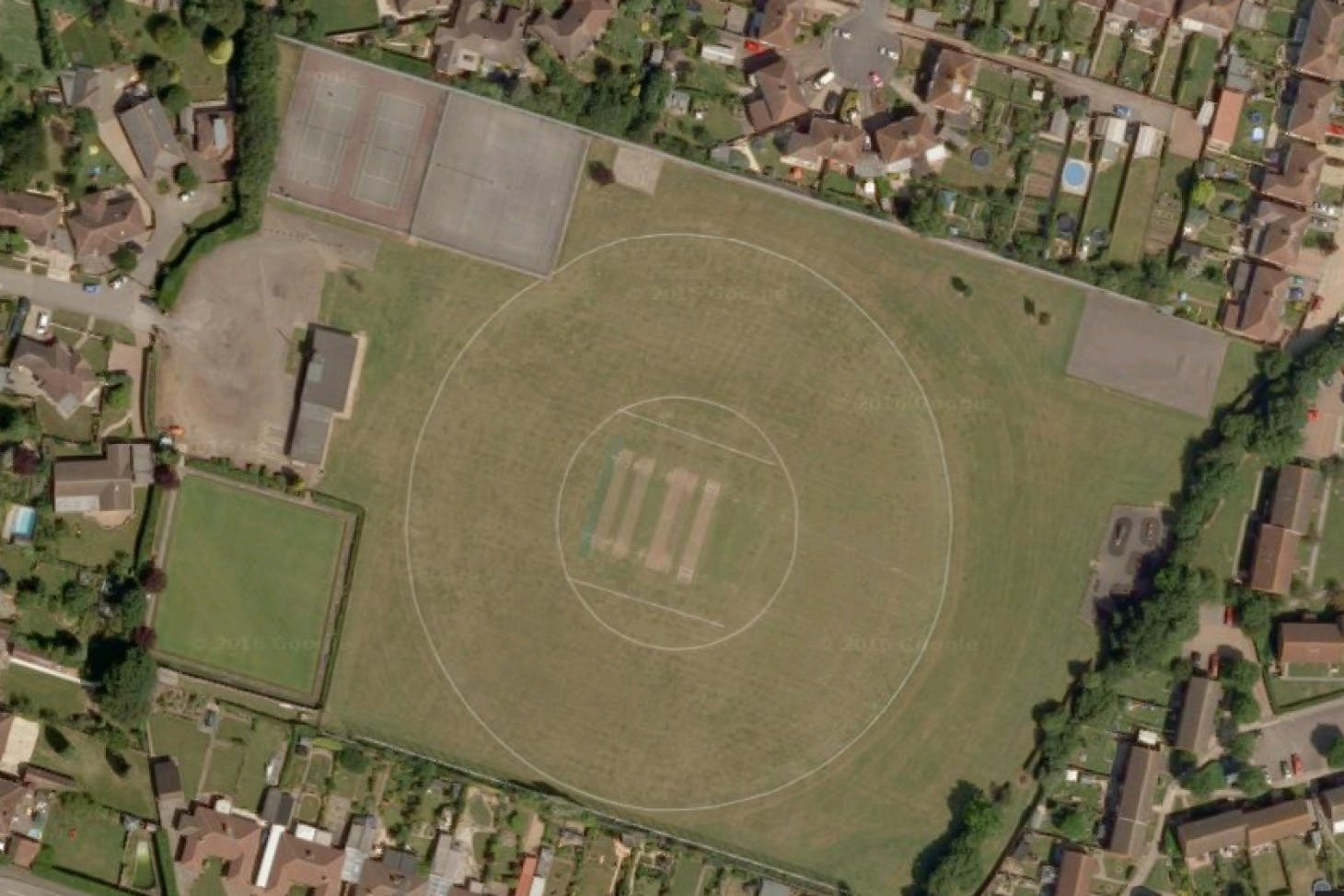 Lancaster Avenue Recreation Ground 11 a side | Grass football pitch