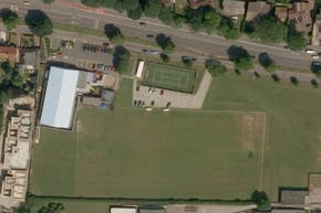 Chaul End Community Centre | Grass Football Pitch
