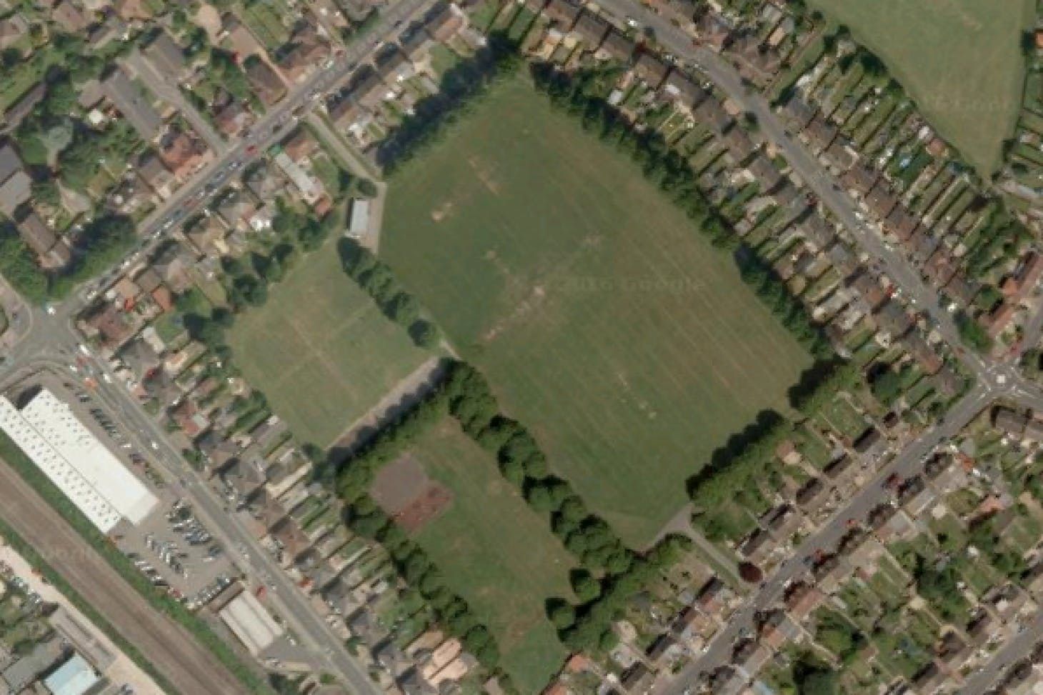 Blundell Road Recreation Ground 11 a side | Grass football pitch