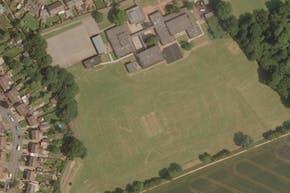 Caddington Village School   Grass Football Pitch
