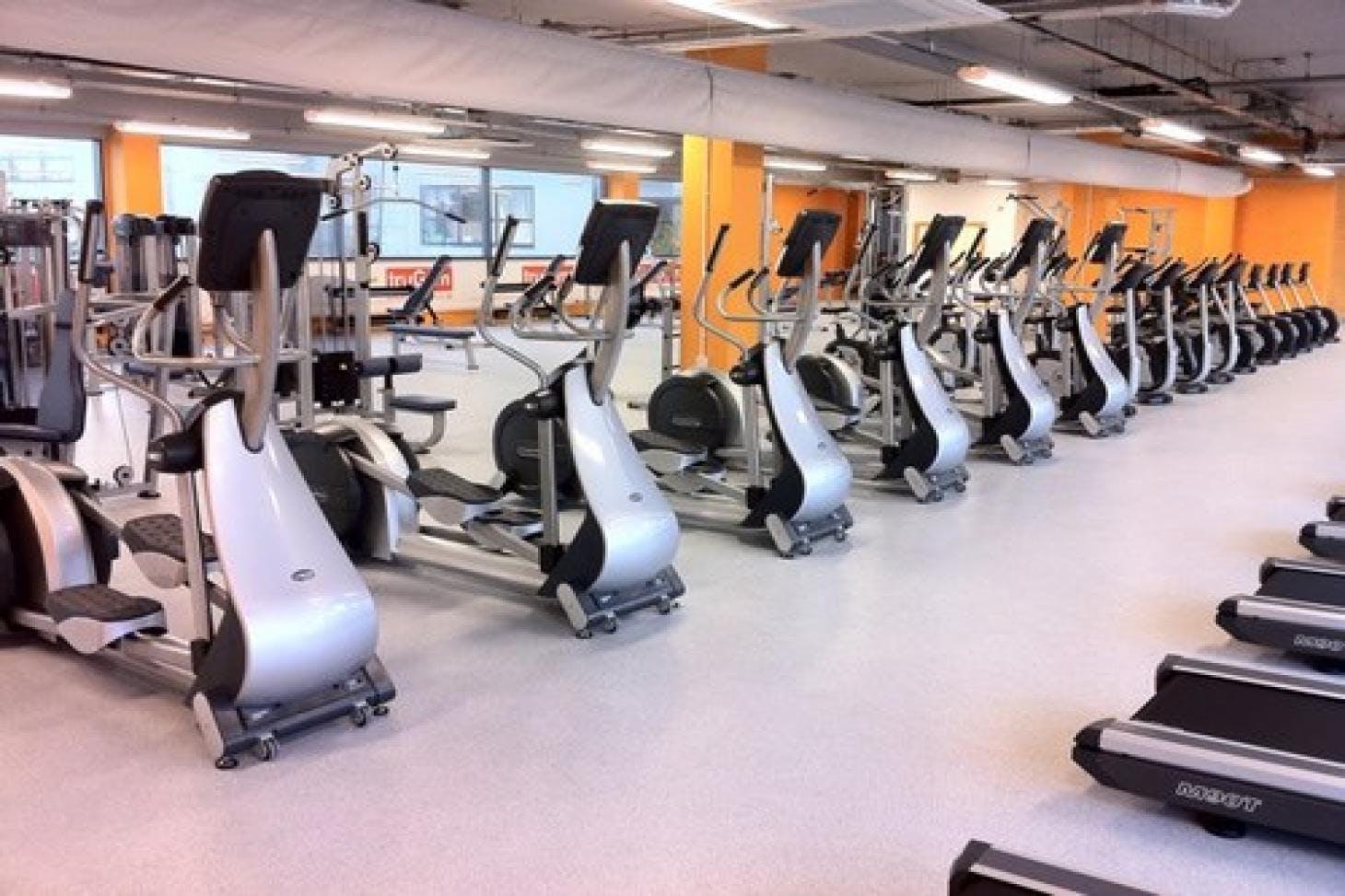 truGym Luton Gym gym