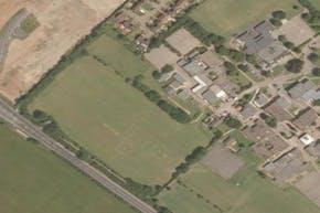 Streetfield Middle School   Grass Football Pitch