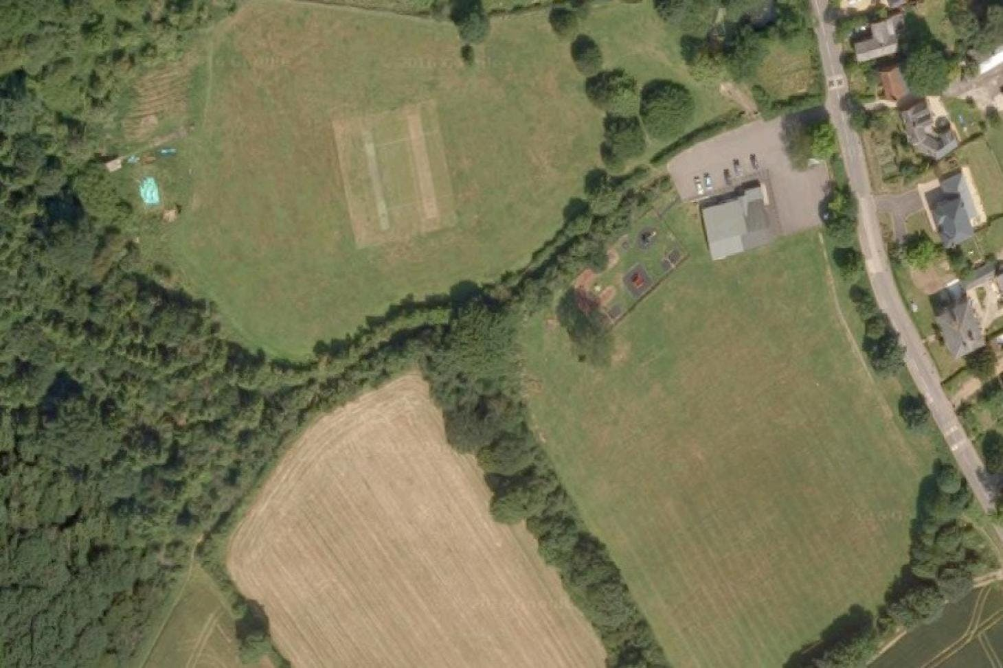 Lilley Recreation Ground Full size | Grass cricket facilities