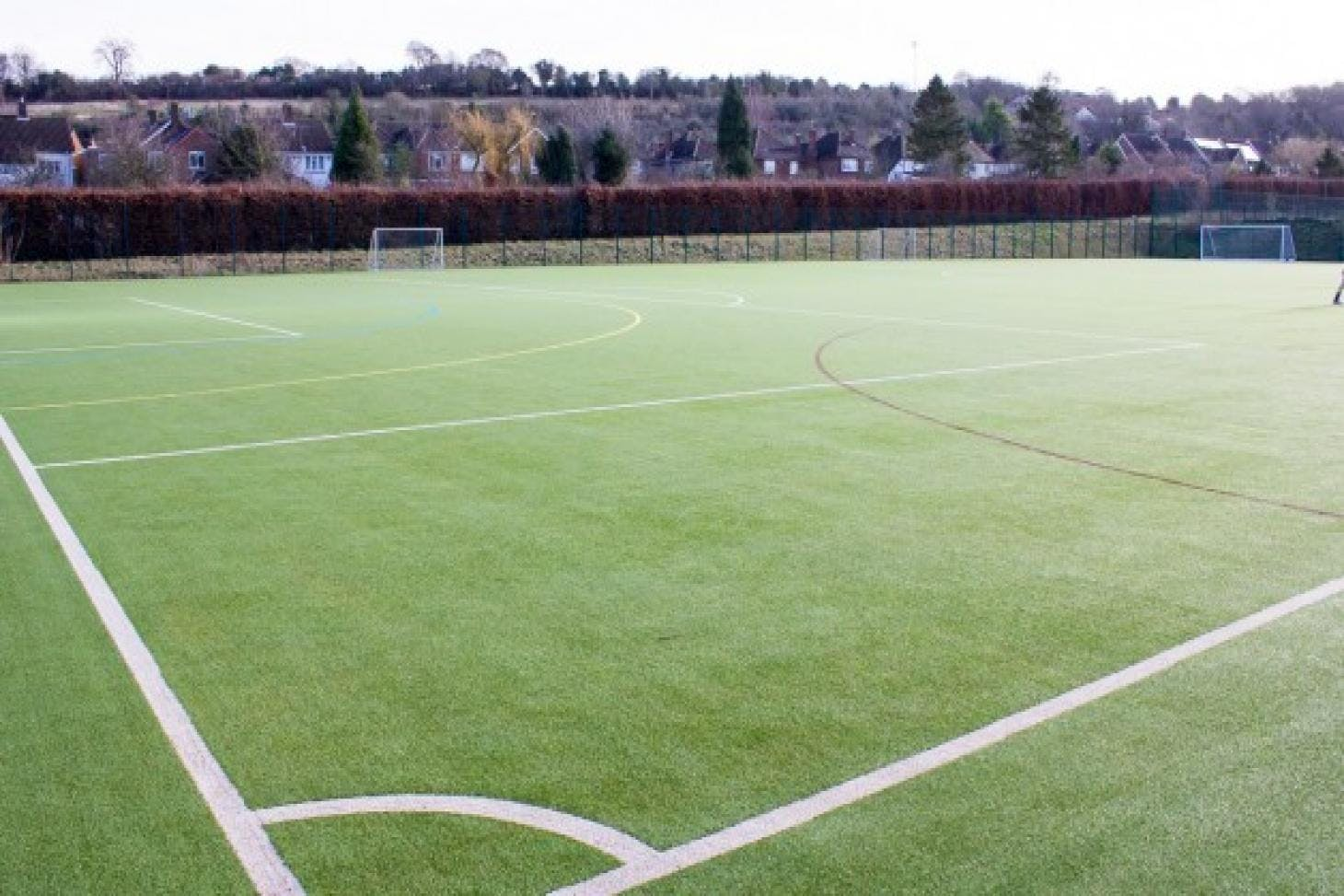 Luton Sixth Form College 11 a side | Astroturf football pitch