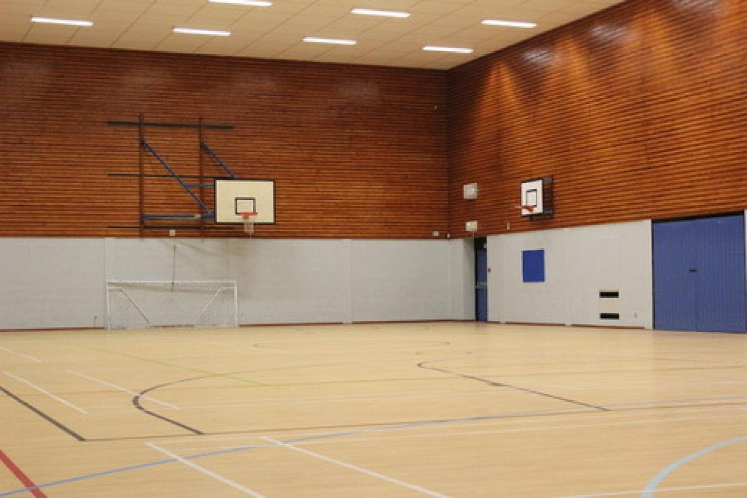 Putteridge High School 5 a side | Indoor football pitch