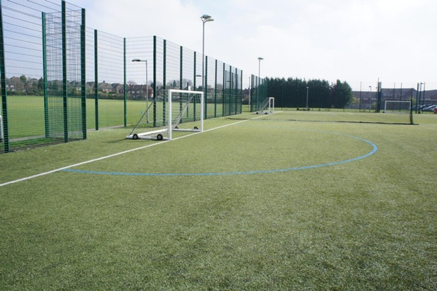 Lealands High School 5 a side | 3G Astroturf football pitch