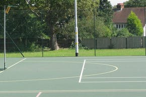 Denbigh High School | Hard (macadam) Netball Court