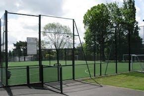 Denbigh High School | 3G astroturf Football Pitch