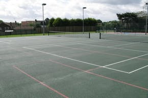 Denbigh High School | Hard (macadam) Tennis Court