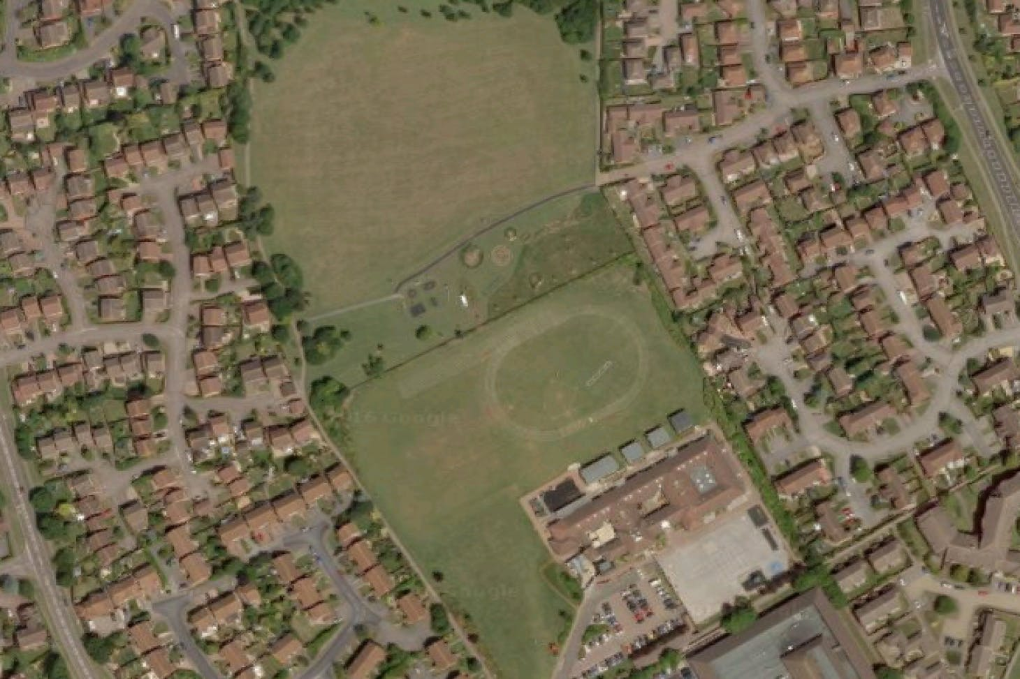 Bramingham Primary School 11 a side | Grass football pitch