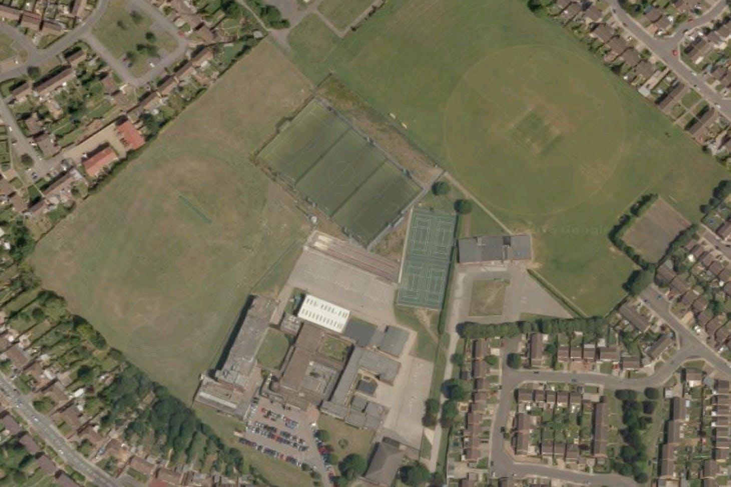 Ashcroft High School Full size   Grass cricket facilities