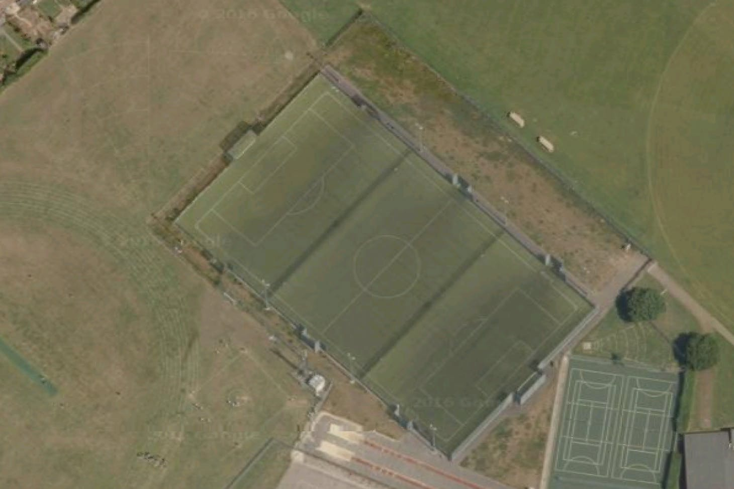 Ashcroft High School 11 a side | 3G Astroturf football pitch