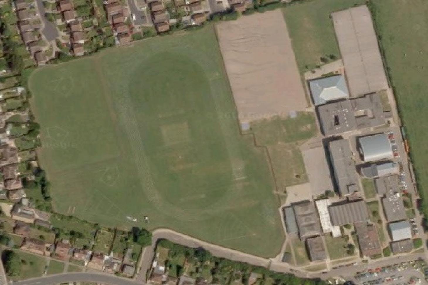 Cardinal Newman Catholic School Full size | Grass cricket facilities