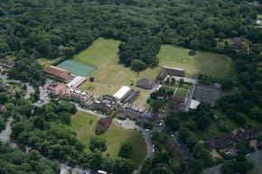 Farringtons School | Hard (macadam) Tennis Court