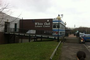 White Oak Leisure Centre   Hard Badminton Court