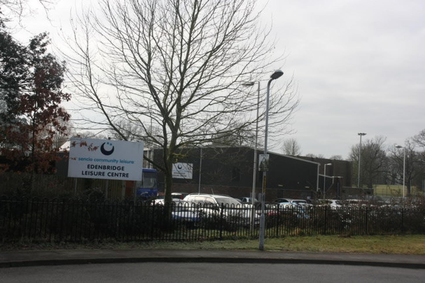Edenbridge Leisure Centre Indoor swimming pool