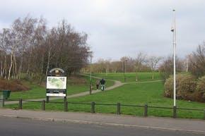 Poverest Park | Grass Football Pitch