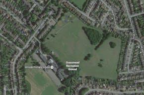 Grassmead Recreation Ground | Grass Football Pitch