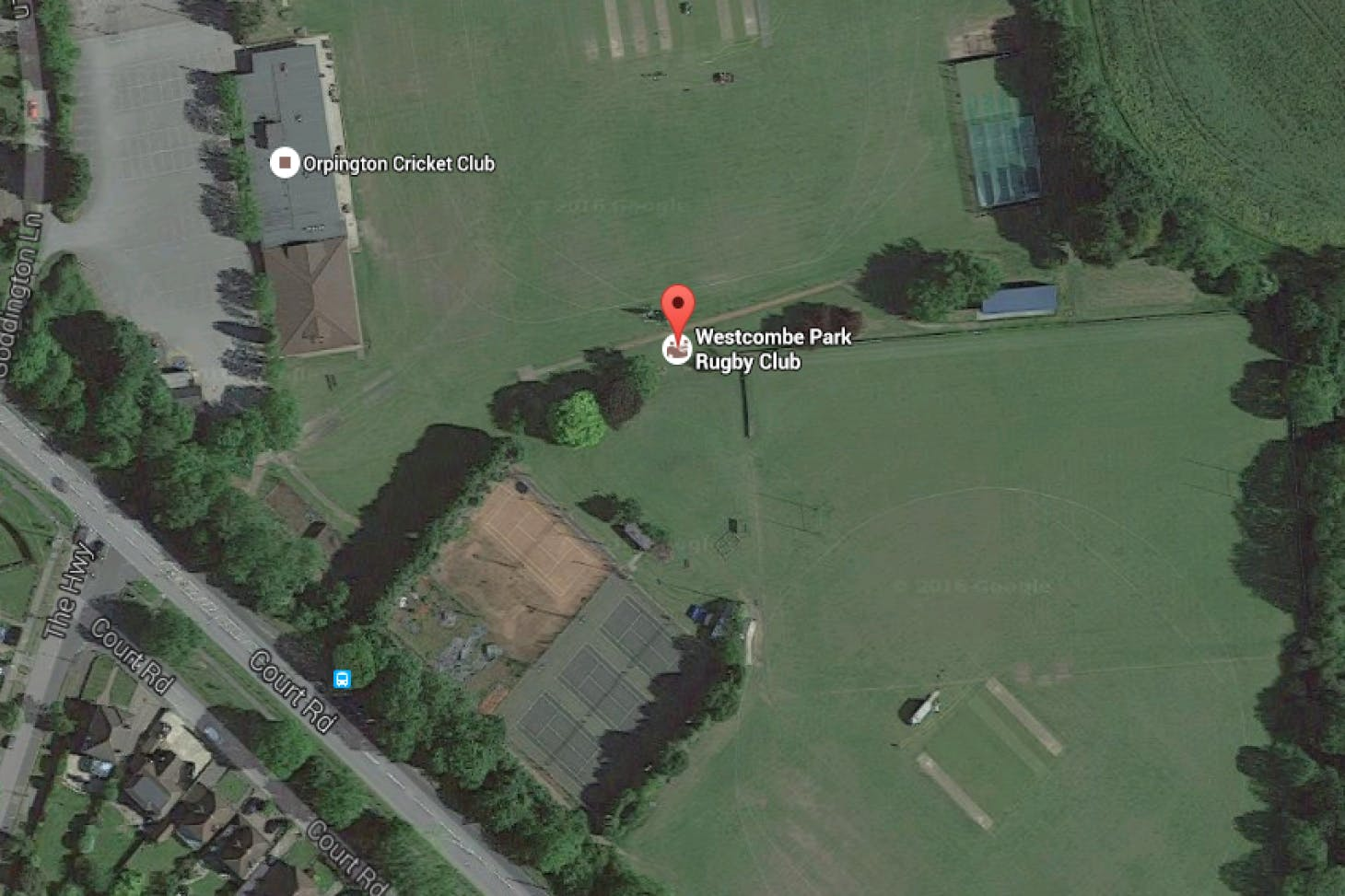 Westcombe Park RFC 11 a side | Grass football pitch