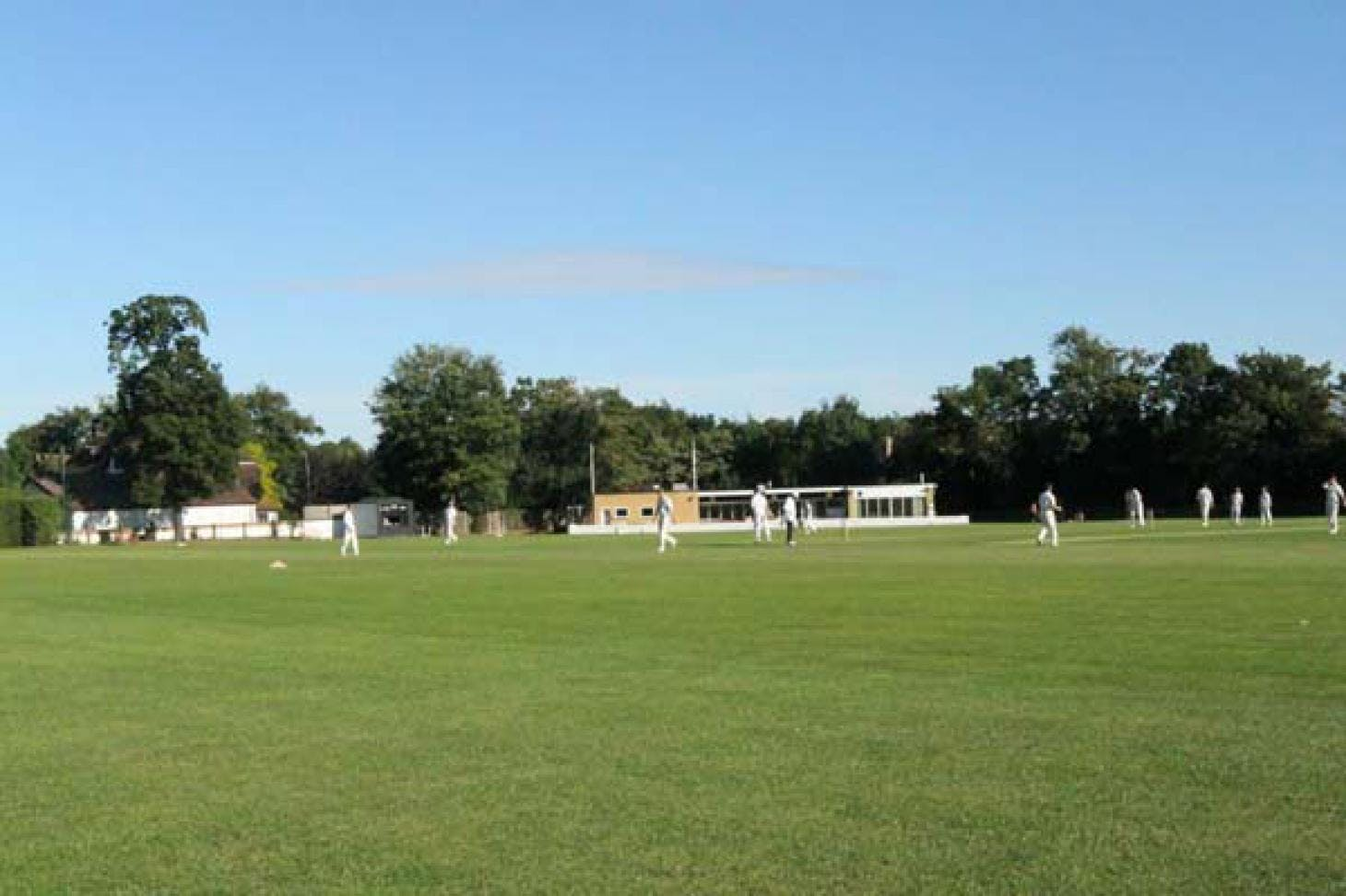 Bickley Park Cricket Club Full size | Grass cricket facilities