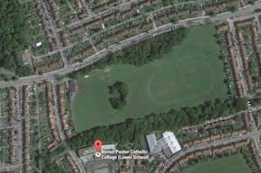 Bonus Pastor Catholic College | Grass Football Pitch