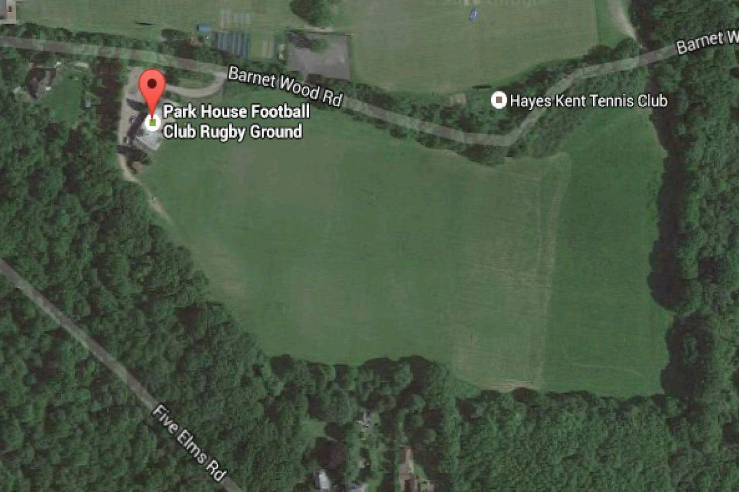 Park House Rugby Football Club 11 a side | Grass football pitch