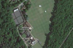 Metropolitan Police Sports Club | Grass Cricket Facilities
