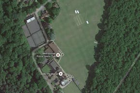 Metropolitan Police Sports Club | Hard Squash Court
