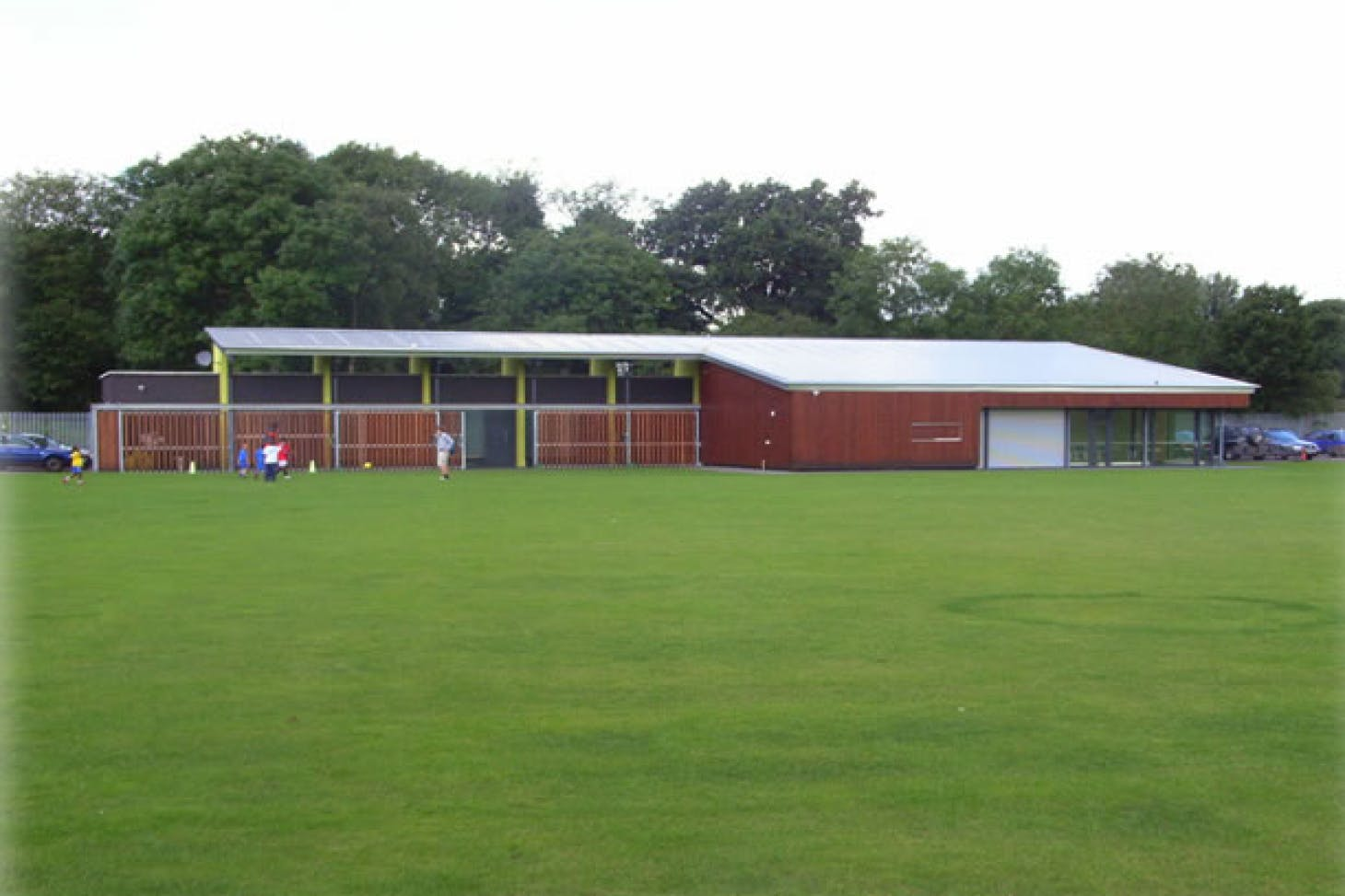 Ten Em Bee Sports Development Centre 11 a side | Grass football pitch